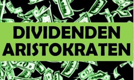 Dividenden Aristokraten Aristocrats Klein Aktie Dividendenwachstum