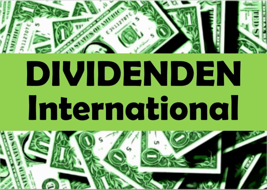 Dividenden International Aktien