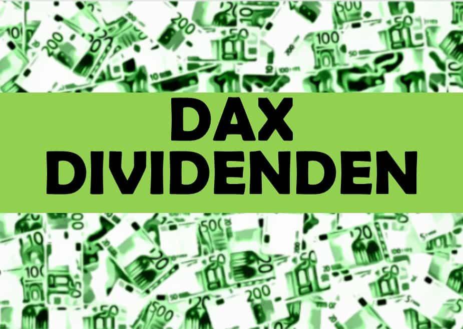 DAX 30 Aktien: Dividenden, Wachstum und Verschuldung im September 2020!